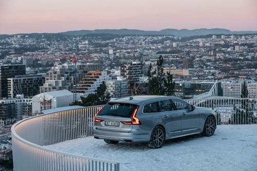 Kampanje pris Volvo V90