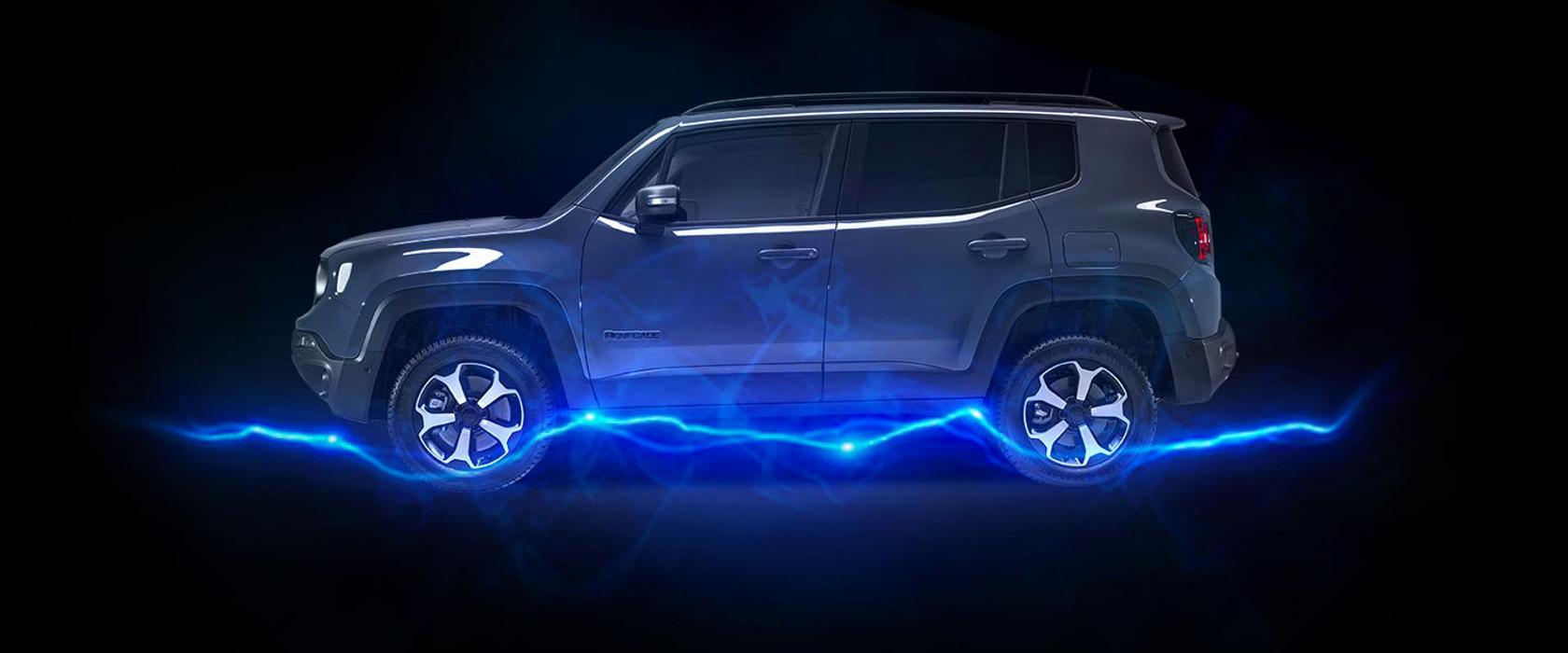 Jeep Renegade 4xe Plug-in Hybrid