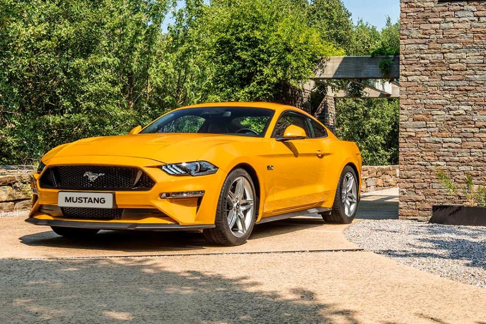 Bilde av Ford Mustang