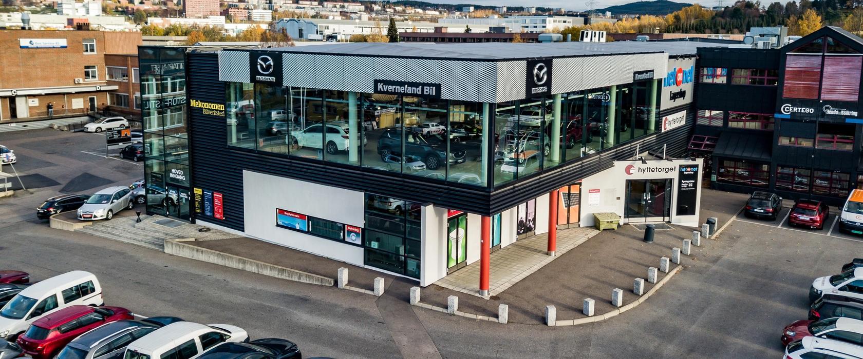 Bilde av butikken