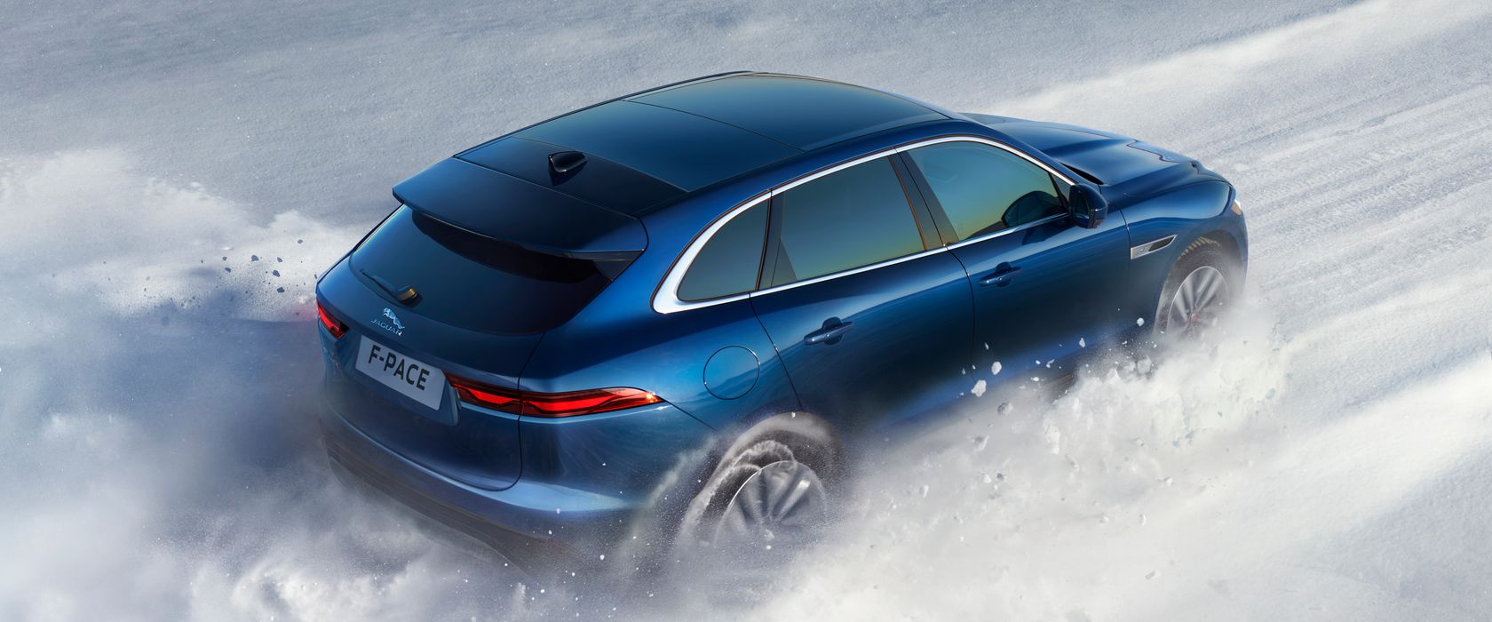 F-PACE med AWD