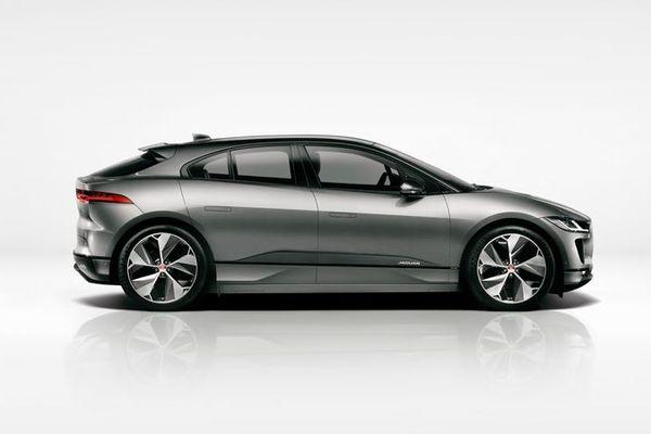 Illustrasjonsbilde av Jaguar I-PACE