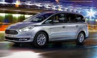 Bilde av Ford Galaxy, som er en romslig 7-seter.