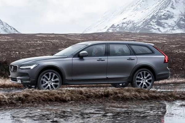 Bilde av en Volvo V90 Cross Country