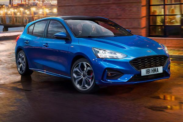 Illustrasjonsbilde av Ford Focus