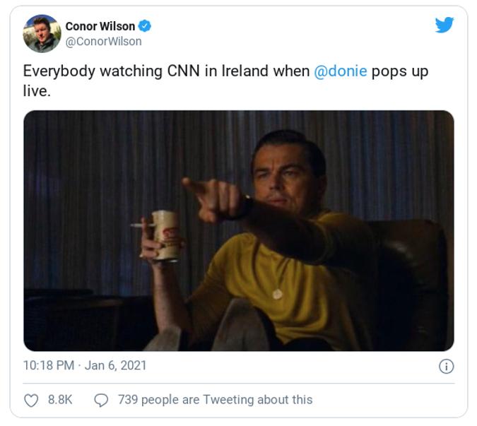 Conor Wilson Donie