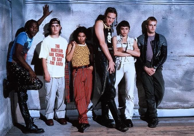 Cast of the 1995 movie-flop