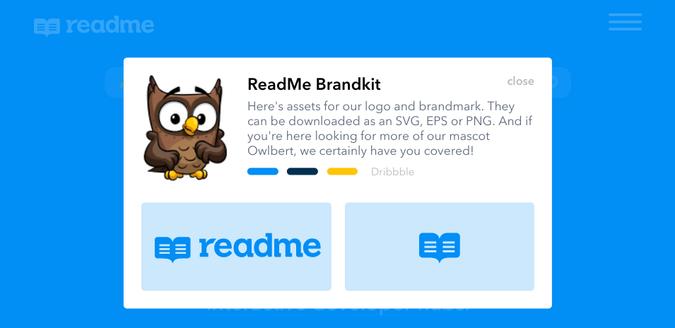 ReadMe BrandKit