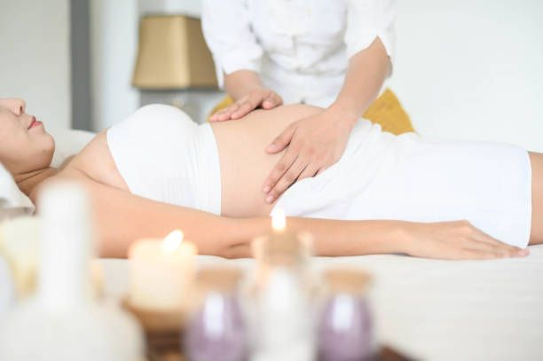 Quel massage pour femme enceinte ?