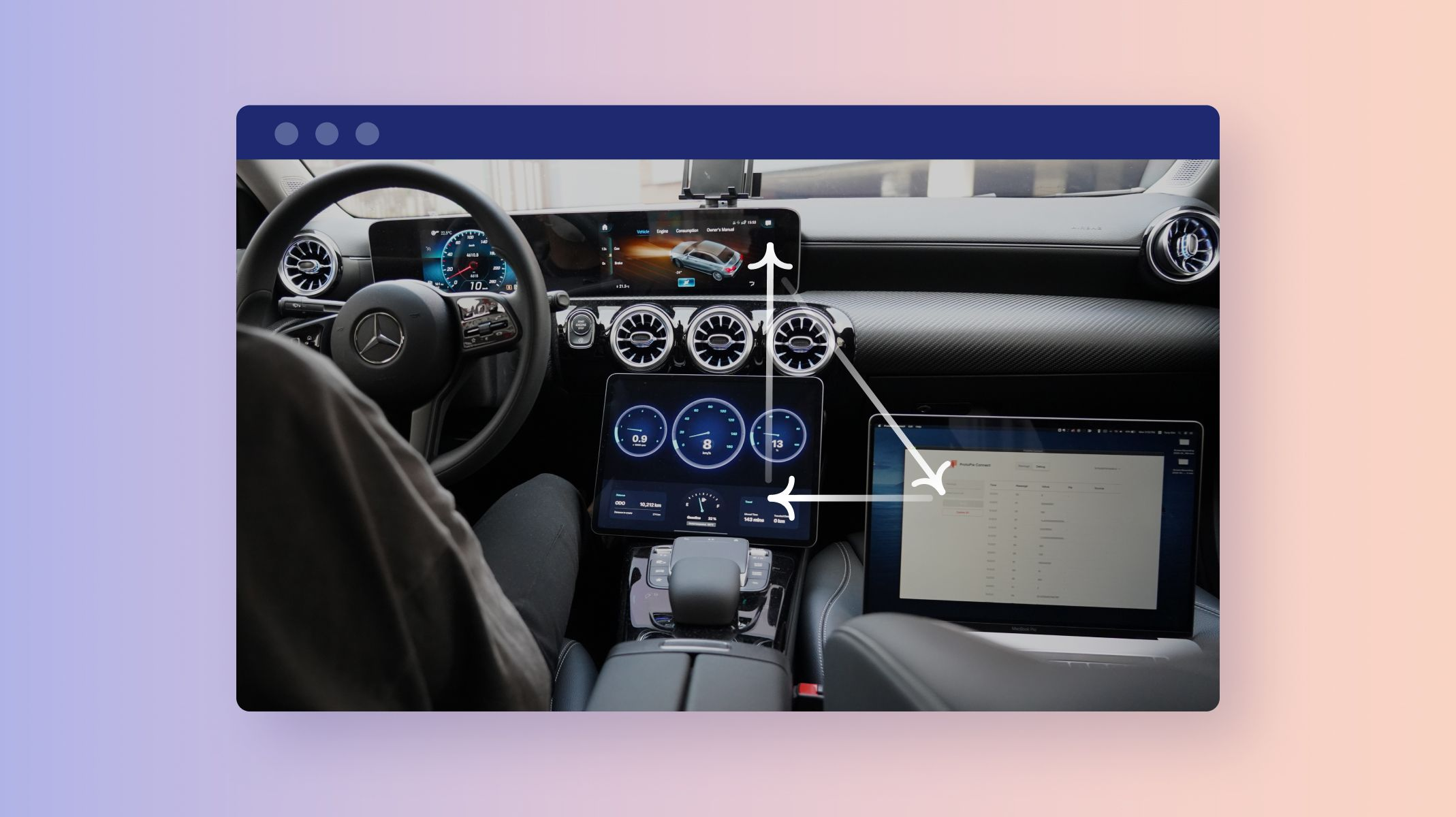 designing automotive in-car experience with ProtoPie thumbnail