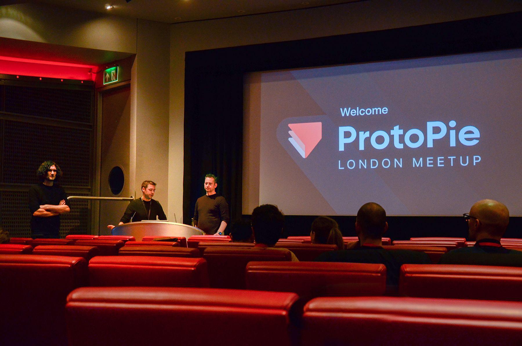 ProtoPie London meetup
