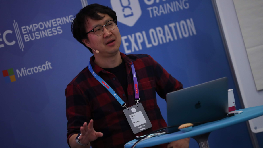 CEO and Co-founder of ProtoPie Tony Kim