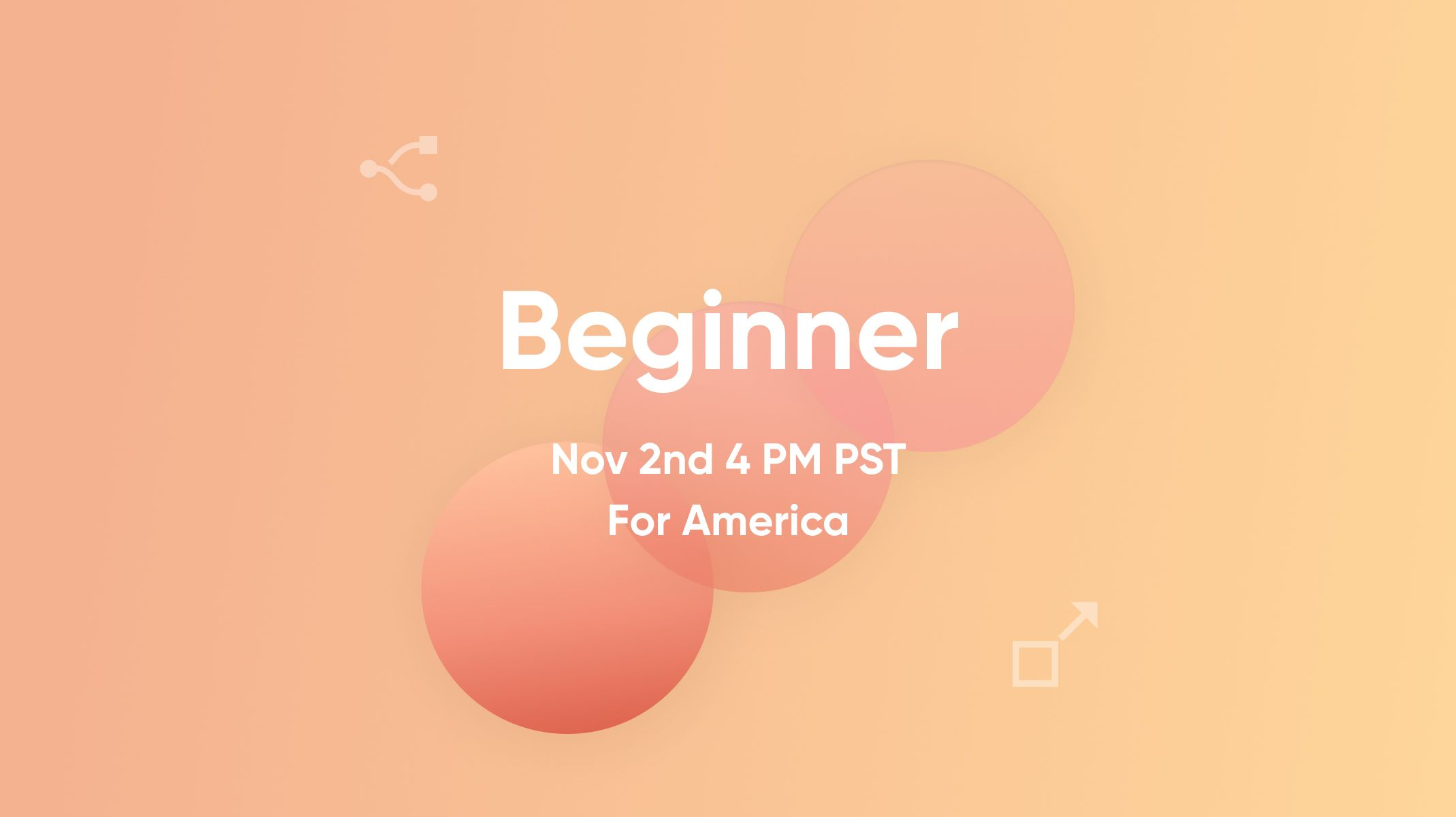ProtoPie Beginner Workshop for America Thumbnail