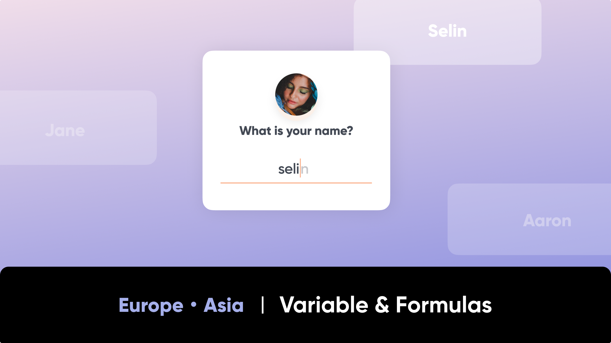 Learning Variable and Formulas thumbnail for Europe and Asia