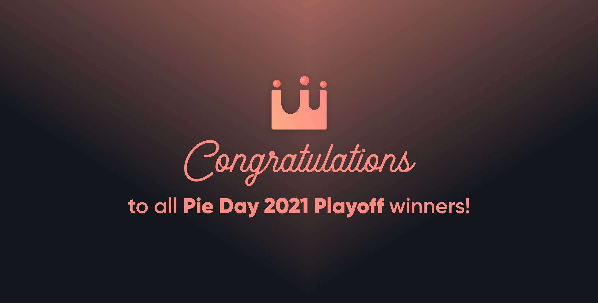 Pie Day 2021 Playoff winners thumbnail