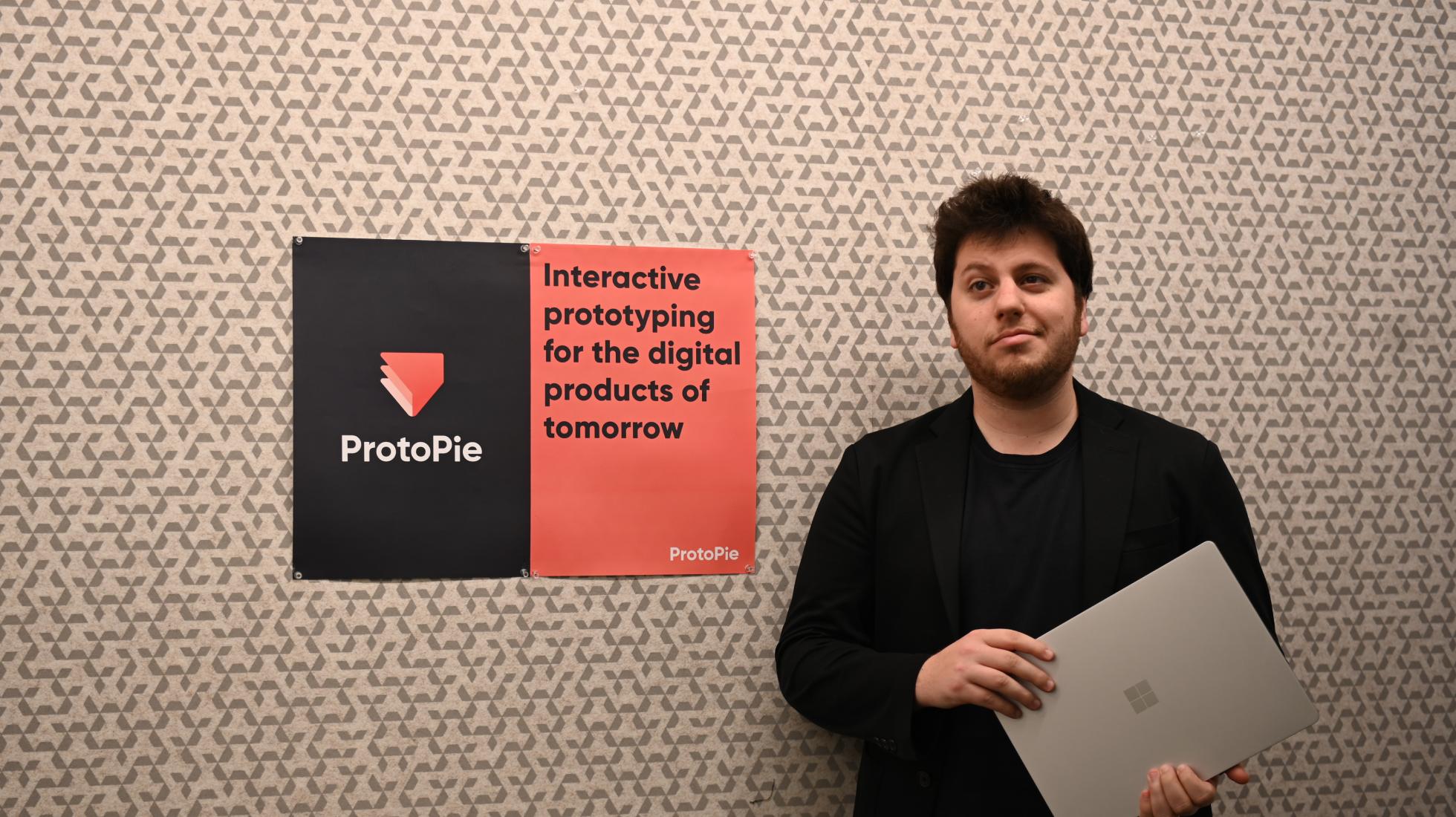 Eduardo Sonnino senior designer at Microsoft