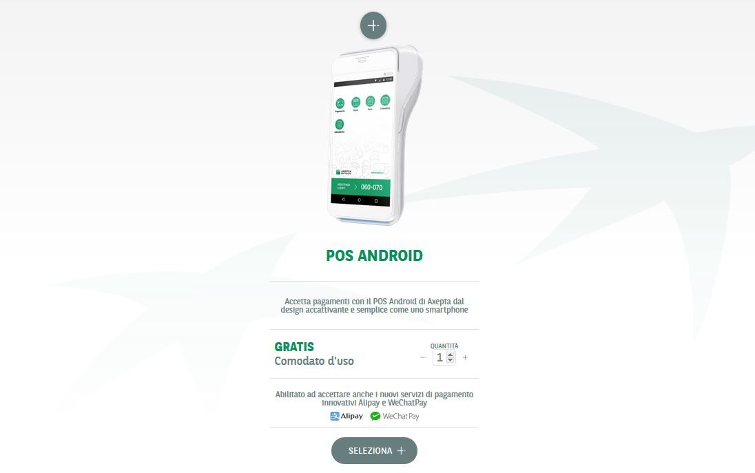 Axepta POS Android
