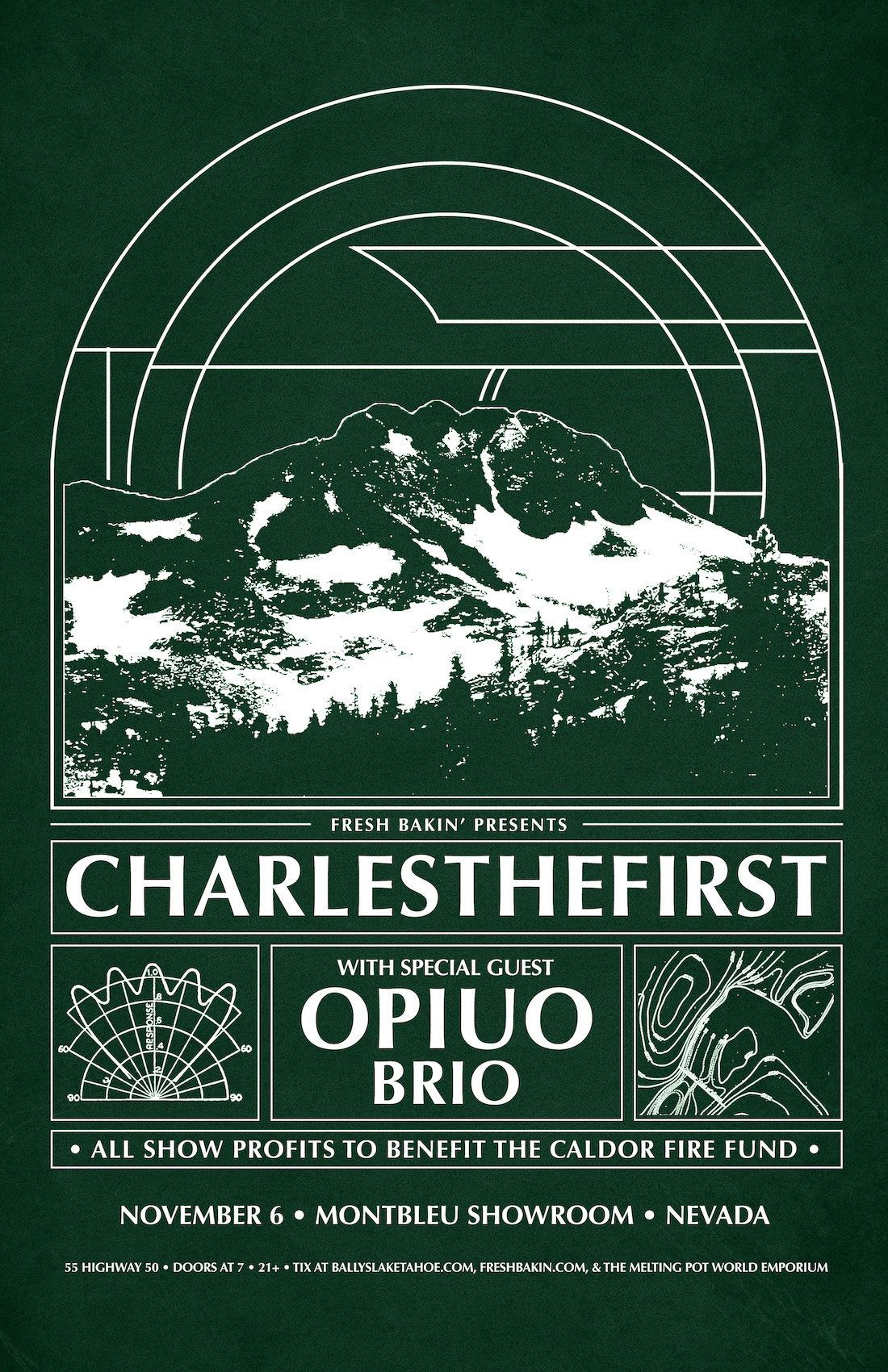 Charlesthefirst &Opiuo in South Tahoe 11/6/2021