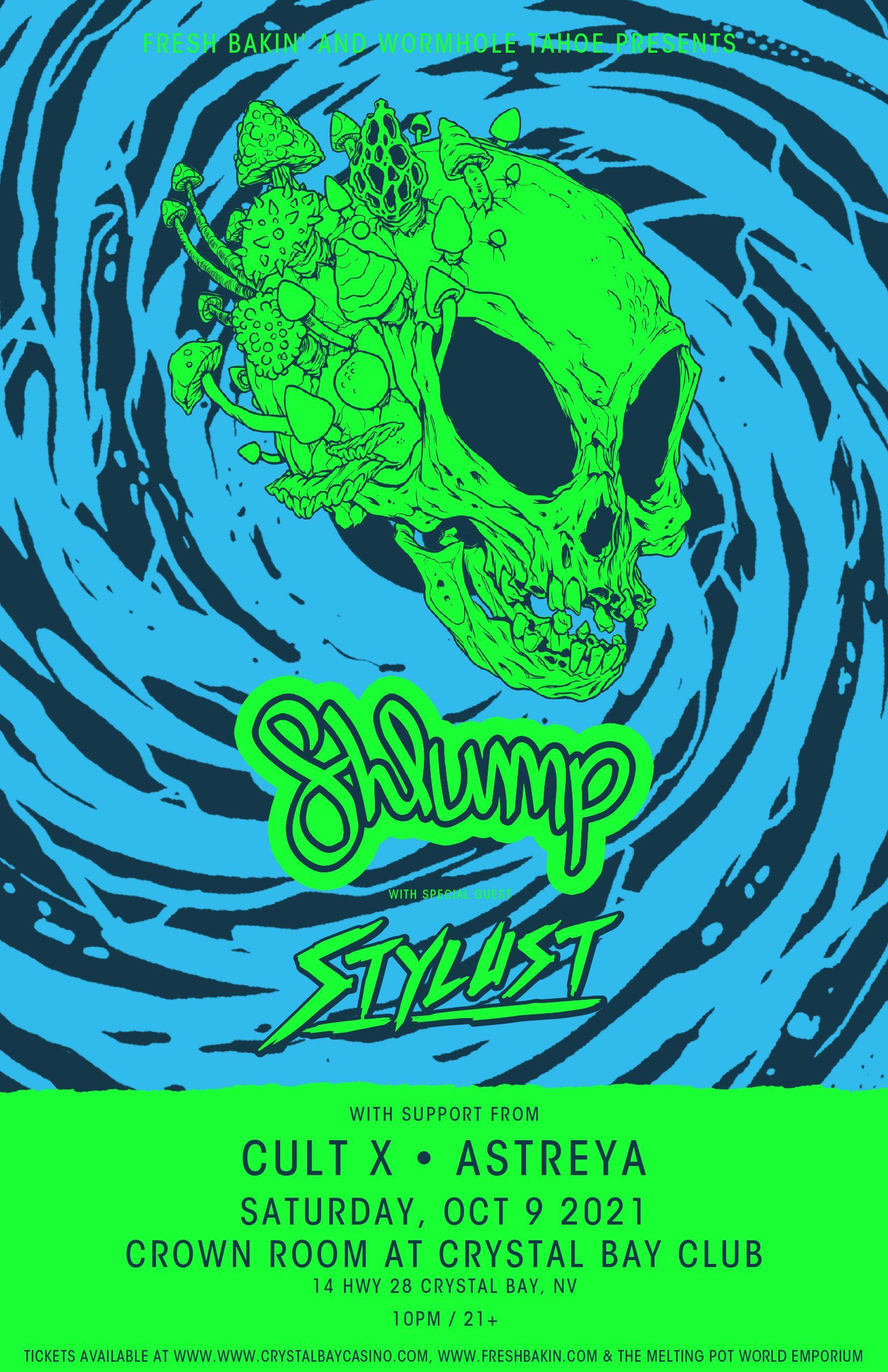Shlump & Stylust at the Crystal Bay Club 10/6/2021