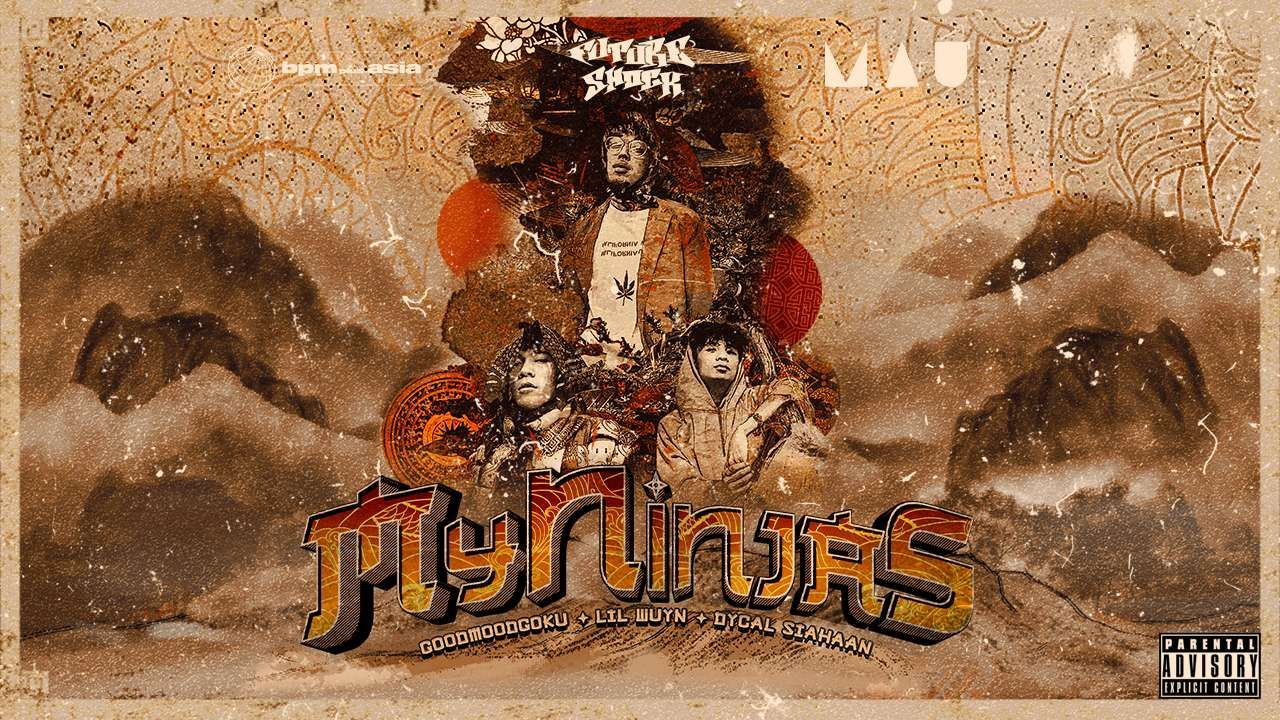 """Image of Ba tài năng Hip-Hop Châu Á cùng nhau thể hiện kỹ năng trên ca khúc """"My Ninjas"""""""