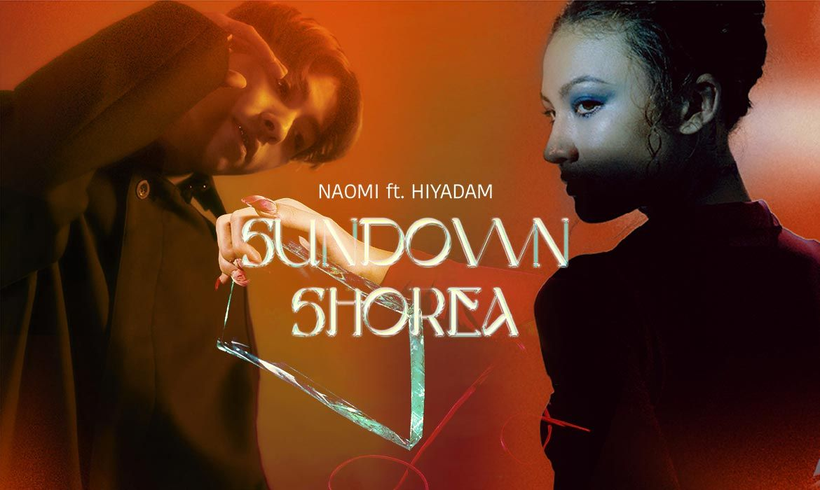 """Image of Naomi officially started her personal music career with the song """"Sundown Shorea""""."""