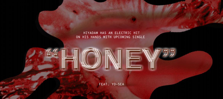 Image of The sweetness on the lips with HIYADAM and Yo-Sea