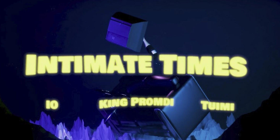 """Image of """"INTIMATE TIMES"""" a Trapn'B collaboration from Asia's most talented new artists"""