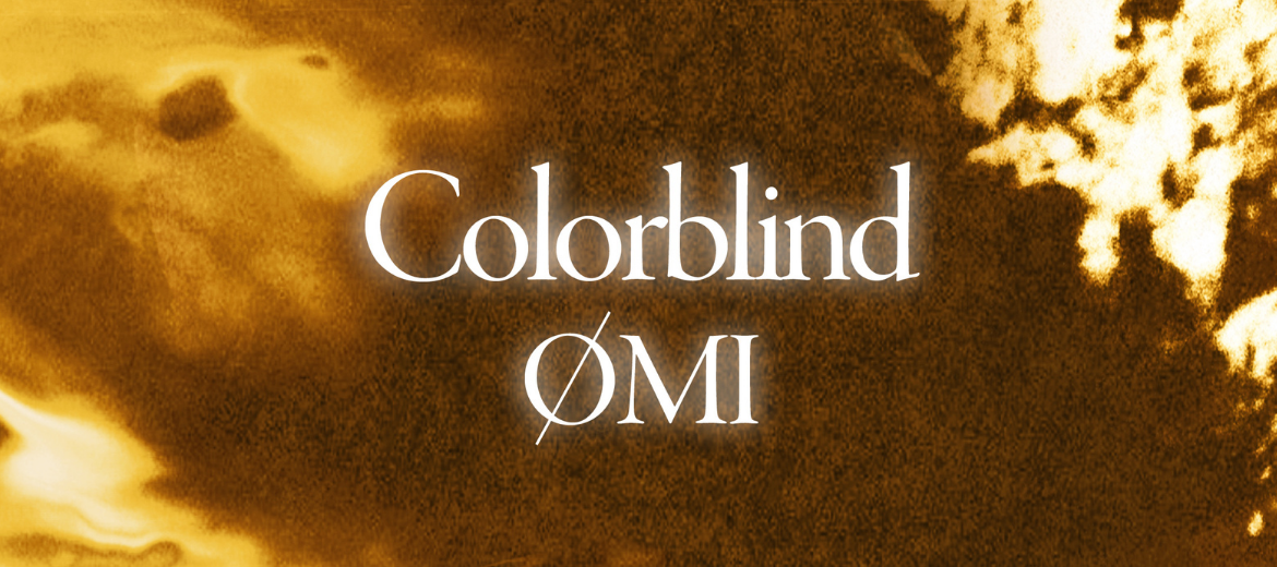 Image of ColorBlind - The first collaborative project between M.A.U Collective and LDH