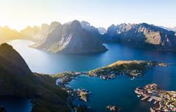 Reine, Lofotel Islands
