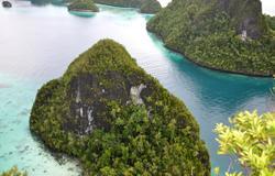 Auri Islands (Cenderawasih Bay)