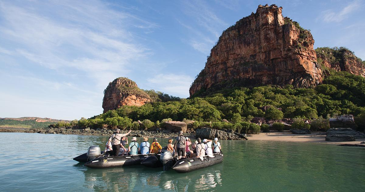 Kimberley Luxury Cruises