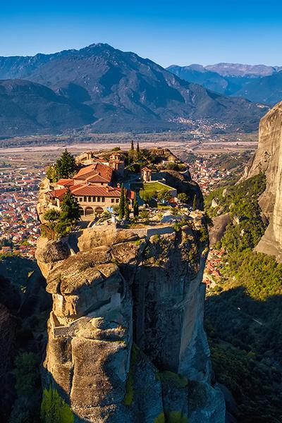UNESCO SITES OF GREECE