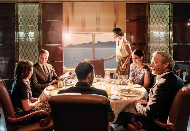 Gastronomie à Bord