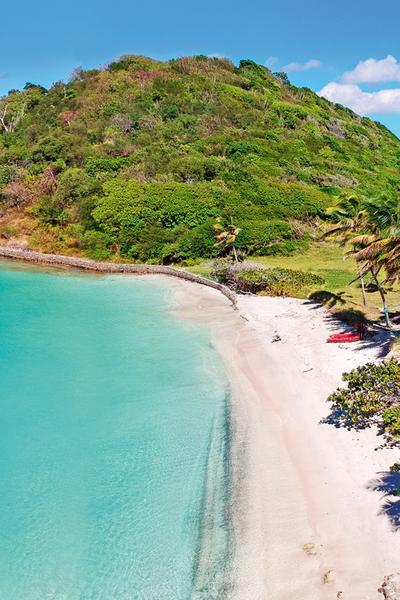 Votre île privée aux Caraïbes