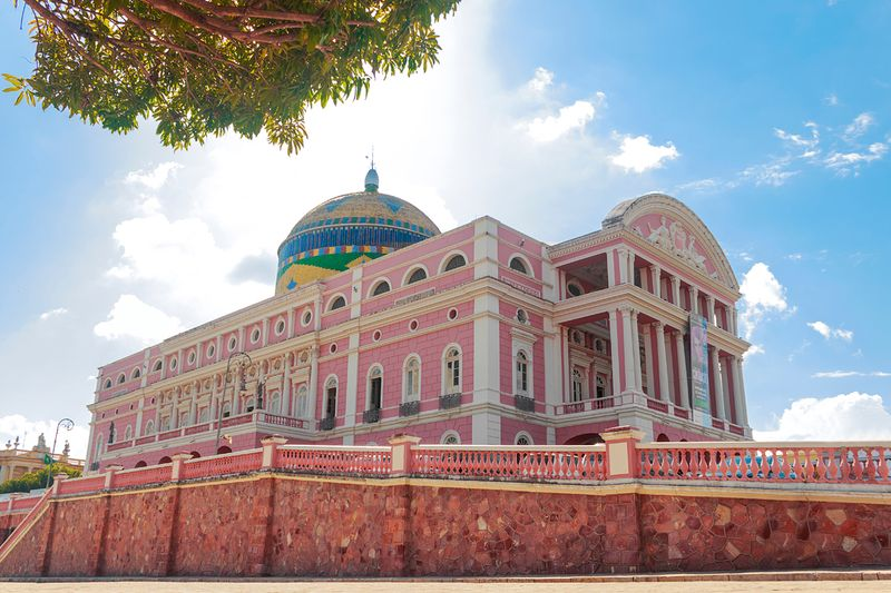 Music, Magic And Magnificence In Manaus