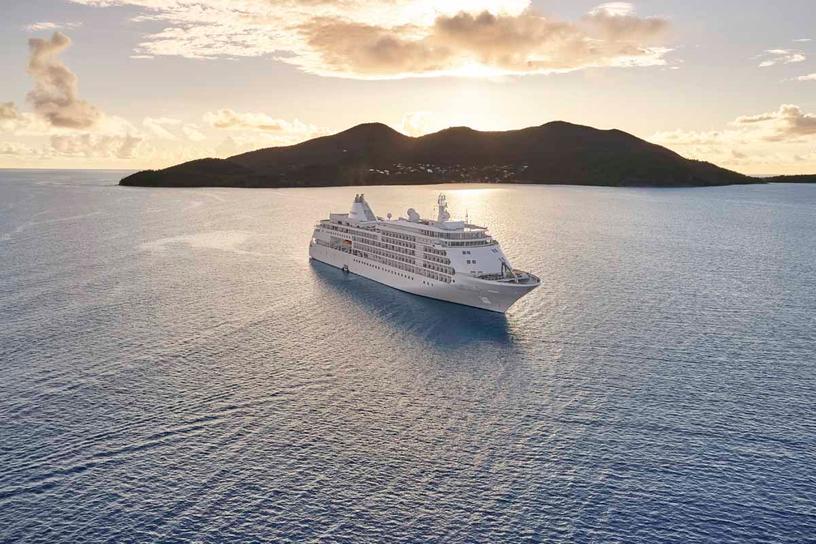 Silversea Small Luxury Cruise Ship - Silver Whisper
