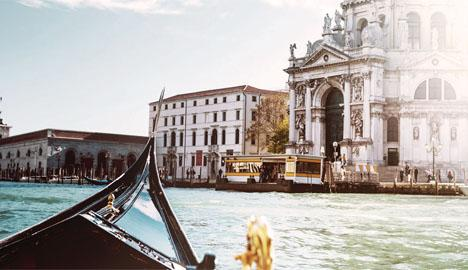 Reuniões Venetian Society