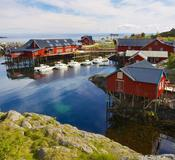 Vaeroy Island, Lofoten Islands