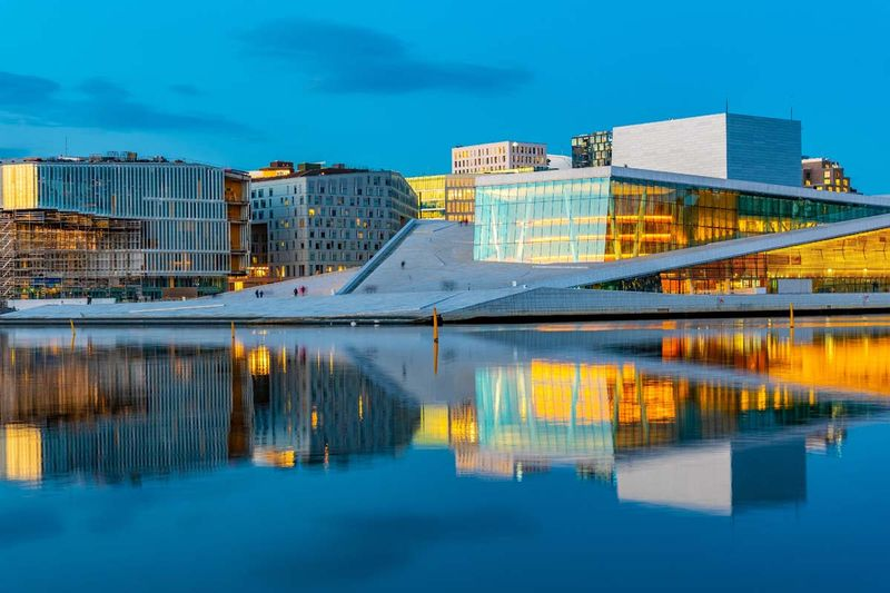 An Evening At The Oslo Opera House