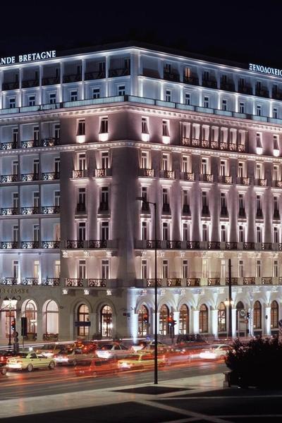 GRANDE HOTEL: HOTEL GRANDE BRETAGNE