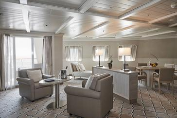 Enjoy Your time in the luxurious Grand Suite | Silversea