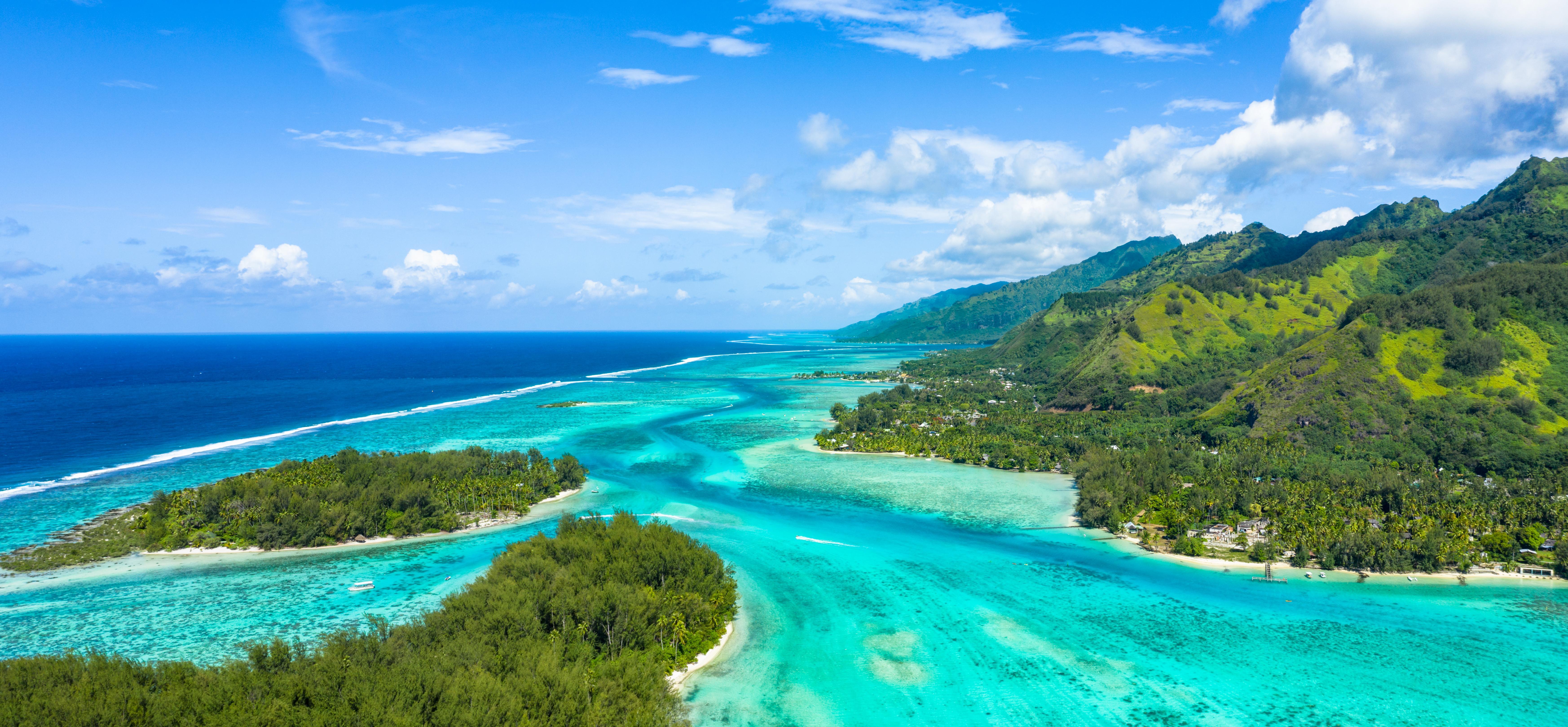 Ilhas Do Pacífico Sul