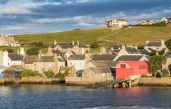 Stromness, Orkney Islands, Scotland