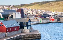 Lerwick, Shetland Islands, Scotland