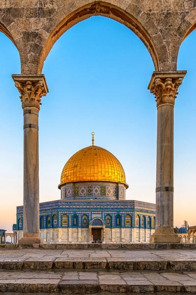Israel & the Holy Land