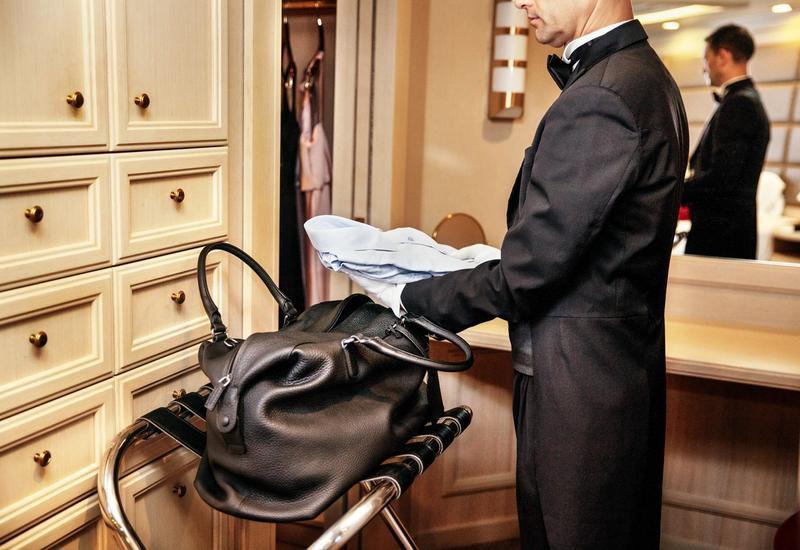 Service de majordome dans chaque suite