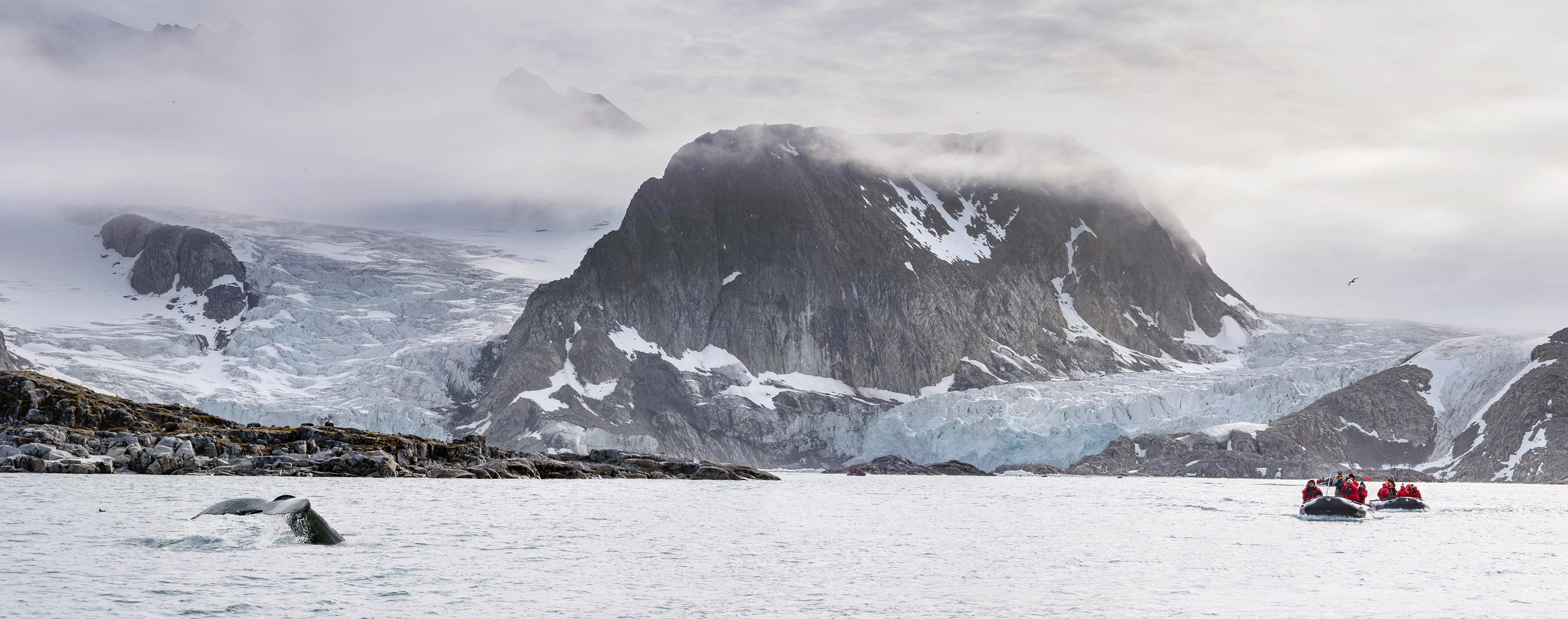Tromsø to Nome, Alaska