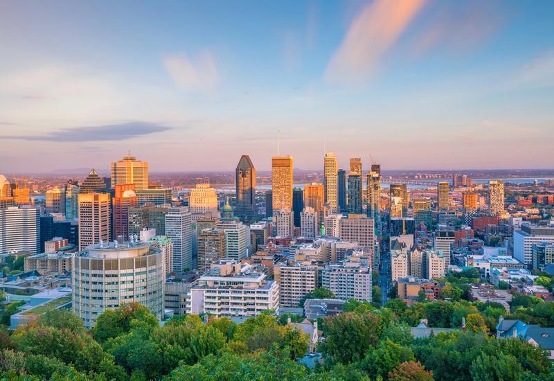 Canada & New England