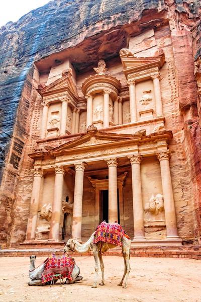 Jordan's Treasures: Petra & The Dead Sea
