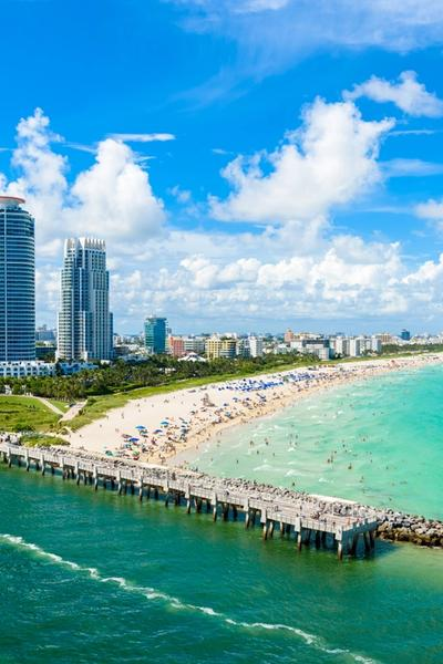 Miami and Cruises from Fort Lauderdale